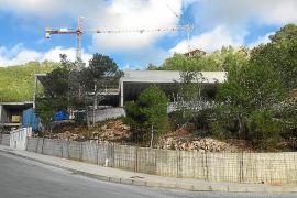 Cas Mut ya tiene edificado o en proceso de edificación el 66 % del polígono 32