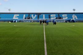 Las entradas del partido UD Ibiza - Barcelona estarán a la venta este viernes