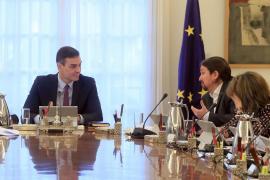 Primer Consejo de Ministros
