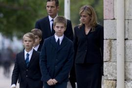 La Infanta Cristina y sus cuatro hijos se instalan  en Zarzuela hasta su regreso a Washington