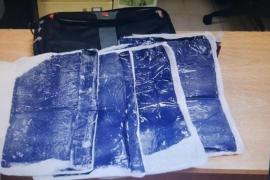 Prisión para una banda de narcos cazada en Uruguay con un alijo de 'coca' rumbo a Ibiza
