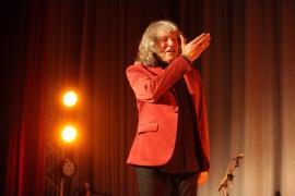 El concierto de José Mercé en Ibiza, en imágenes (Fotos: Daniel Espinosa).