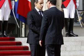 Hollande, investido presidente de Francia