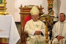 La Santa Sede ultima el traslado del obispo de las Pitiusas a Valencia