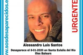 Buscan a un hombre desaparecido desde el 8 de enero en Santa Eulària