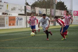 La Peña Deportiva tumba al Atlético de Madrid B en Santa Eulària