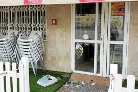 Detenido en Sant Antoni tras reventar un local para hacerse con un botín de 500 €