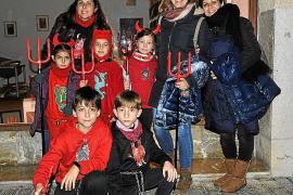 Sant Antoni 2020 en sa Pobla y Muro
