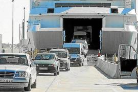 El Consell de Formentera quiere reducir el cupo de acceso de vehículos