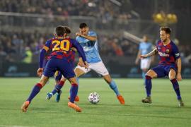 Griezmann lidera la remontada del Barça