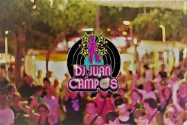 DJ Juan Campos convierte La Movida en un guateque
