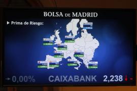 Grecia y la banca vuelven a deprimir a la Bolsa y elevan al máximo la prima de riesgo