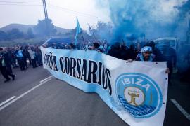 Las mejores imágenes de la UD Ibiza - FC Barcelona (Fotos: Daniel Espinosa / Marcelo Sastre).