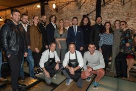 Sant Antoni y Grupo Mambo presentan un showcooking con los hermanos Torres como anfitriones