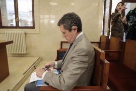El expresident Jaume Matas
