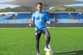 Borja Martínez: «Vengo a aportar desde ya»