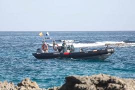 Hallan un cadáver en aguas de Formentera