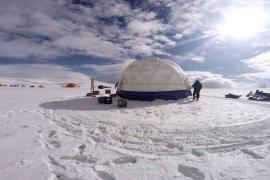 Virus de hace 15.000 años aparecen en un glaciar tibetano