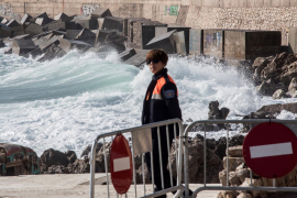 Encuentran un cadáver en la Cala de Sant Vicent en Ibiza