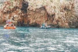 Localizan un cadáver en sa Cala de Sant Vicent, que podría ser de uno de los desaparecidos