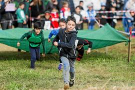 Más de 100 niños participan en la primera edición del Verro Kids