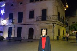 Catalina Soler, portavoz del PP en el Ajuntament de Felanitx
