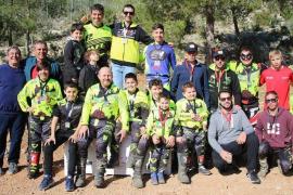 Motocross y trial para los más pequeños