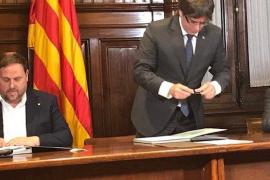 Junqueras tendrá que pagar más que Puigdemont de los 4,1 millones de fianza que ha fijado el Tribunal de Cuentas