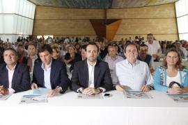 Bauzá lamenta que no haya una condena unánime a los actos «fascistas» contra el PP
