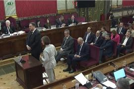 Interrogatorio a Oriol Junqueras en el juicio por el procés en el Tribunal Supremo