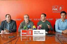 El PSOE reclama a Serra y al Consell que apliquen la ley contra los excesos