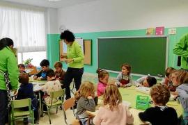 Segunda vida a los pareos requisados en Sant Josep