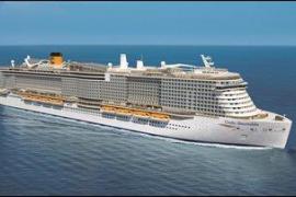 Un crucero que hizo escala en Palma, bloqueado en Italia por un posible caso de coronavirus