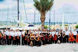 Ocio en Mallorca: Grupo de cuerda de la Orquestra Simfònica Illes Balears