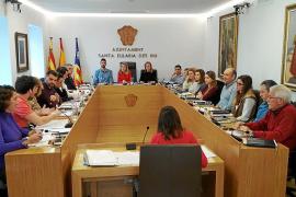 Santa Eulària compra una red de agua de es Canar por 70.000 euros