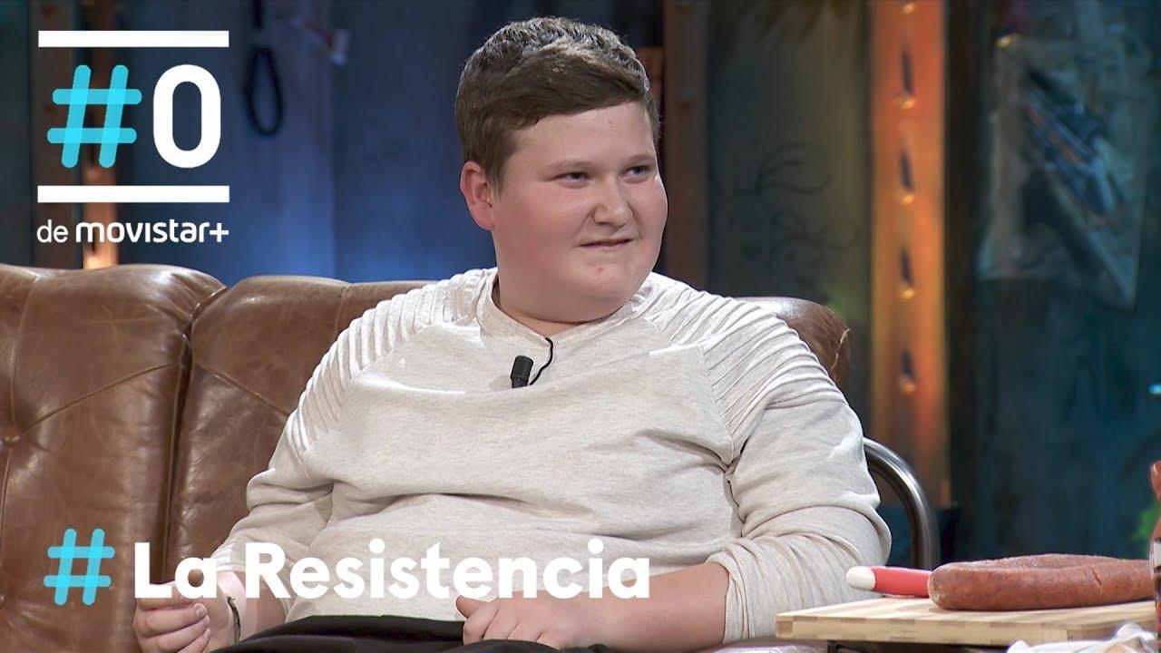 Miquel Montoro: oda a la 'llonganissa' y humor en 'La Resistencia'