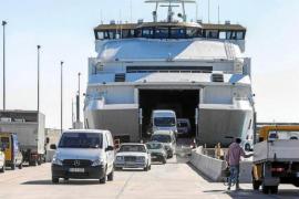 Formentera reducirá un 16% el cupo de vehículos en los próximos cuatro años