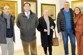Un siglo de pintura mallorquina con Maneu