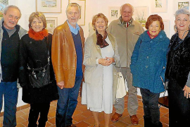 Exposición en la Galeria Art Mallorca