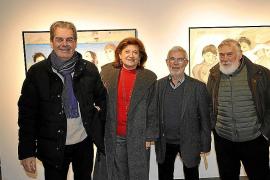 Exposición de Antoni Marquet