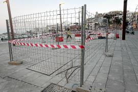 La puesta en marcha del tanque de tormentas del puerto de Ibiza se retrasa ahora hasta abril