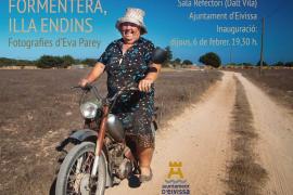 Eva Parey expondrá su 'Formentera, illa endins' en Ibiza
