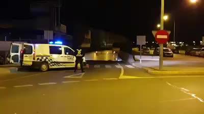 Una veintena de denunciados en Sant Josep por alcoholemia o drogas