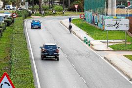 Herida una mujer al ser arrollada por un ciclista que se saltó un semáforo en Vila