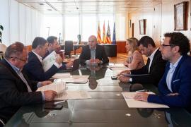 Los alcaldes y el Consell ceden para llegar a un acuerdo sobre el reparto de los PIOS