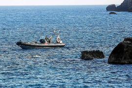 Guardia Civil y Emergencias siguen buscando a Ben Garland en el norte de Ibiza